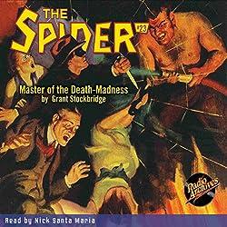 Spider #23, August 1935: The Spider