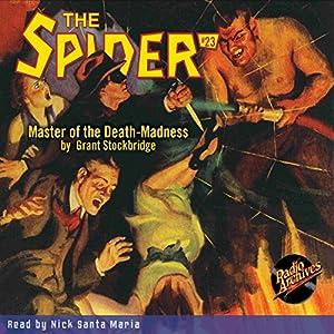 Spider #23, August 1935: The Spider Audiobook