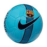 2017-2018 Barcelona Nike Supporters Football (Blue)