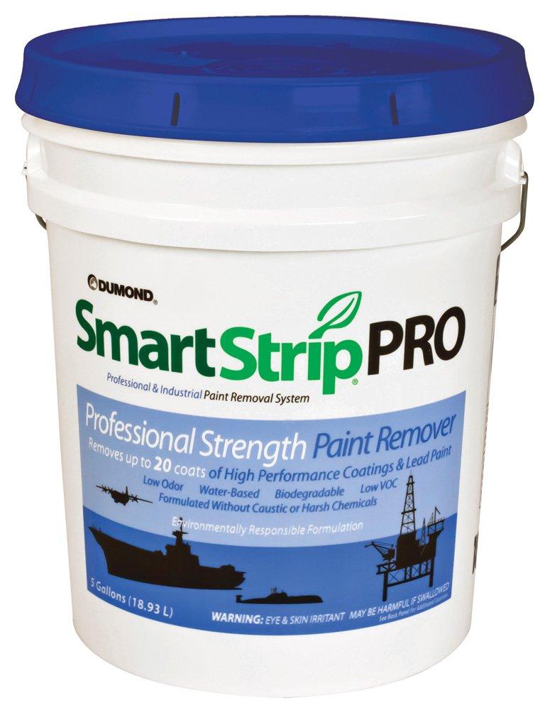 Dumond Chemicals, Inc. 3350 Smart Strip PRO Professional Strength Paint Remover, 5 Gallon by Dumond Chemicals (Image #1)