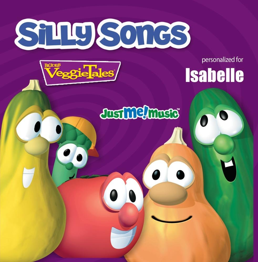 Silly Songs with VeggieTales: Isabelle by Just Me Music