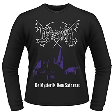 Clearance Best Mayhem De Mysteriis Dom Sathanas Mens T-Shirt Plastic Head Best Place To Buy LneiU