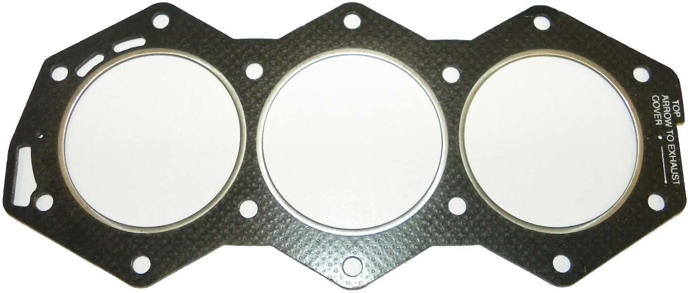 Johnson Evinrude Head Gasket 200 Hp 1993-up 225 Hp 1993-up 250 Hp w//carb WSM 505-13 OEM# 340919