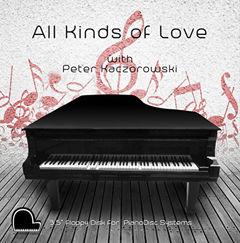 All Kinds of Love - PianoDisc Compatible Player Piano Music on 3.5