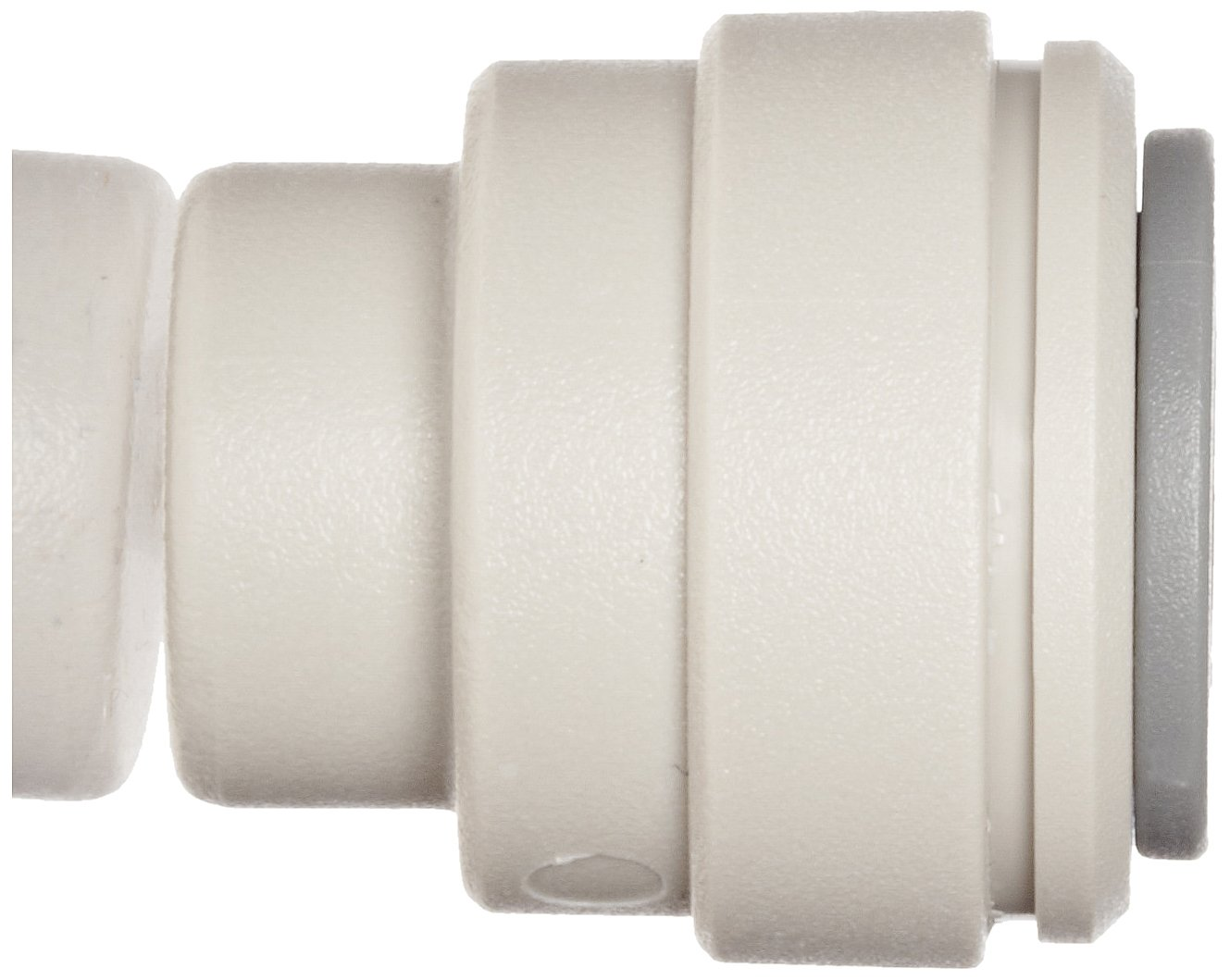 1//4 Tube OD John Guest Acetal Copolymer Tube Fitting End Stop Pack of 10
