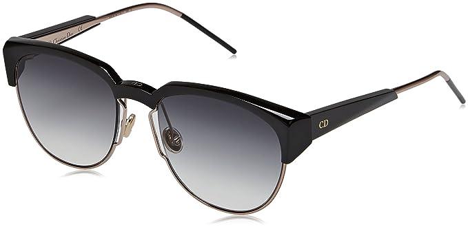 Dior DIORSPECTRAL R0 01M Gafas de sol, Negro (Black Gd Rose ...