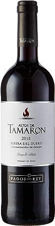 Altos De Tamarón - Vino del Duero Año 2018, Pack de 6 x 75 cl, Total: 450 cl