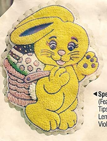 Amazoncom Wilton Special Delivery Bunny Little League Baseball