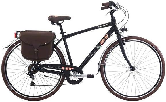 CINZIA Bicicleta City Bike 28 Italia Positano Aluminio Hombre 7 ...