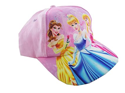 8929978c1da63 Amazon.com  Pink Disney Princess Hat - Disney Princess Baseball Cap  Toys    Games