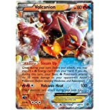 Pokemon Steam Siege XY11 Single: Volcanion-EX 26/114 Ultra Rare