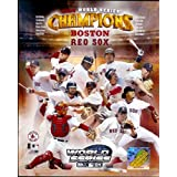 2004 World Series Champions Boston Red Sox 8 x 10 Glossy Photo (12 Players in Action) - Shipped in Protective Top Load !