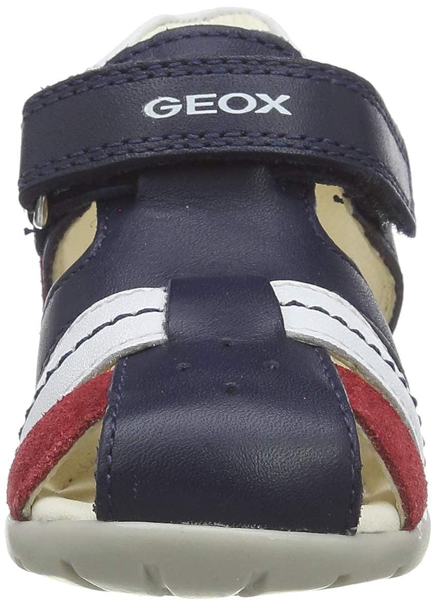 Geox b kaytan b, sandali bimbo, (navyavio c0700), 18 eu