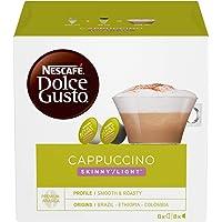 NESCAFÉ Dolce Gusto Cappuccino Light, 3 Confezioni da 16 Capsule (48 Capsule)