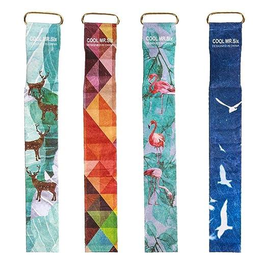 Per Relojes Papeles Impermeables con Pantalla LED Relojes para Pulsera Creativos Regalo para Cumpleaños para Niños y Adultos