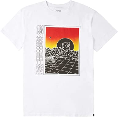 DC Shoes Gridlock - Camiseta para Hombre EDYZT04171: Amazon ...