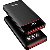 Power Bank 25000mAh Portable Charger Battery Pack with Three Outputs&Dual Inputs Huge Capacity Backup Battery Compatible Smartphone,Tablet and More