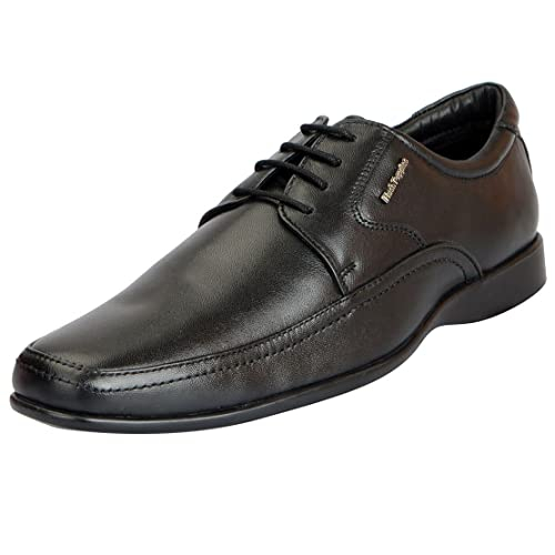 Buy Hush Puppies Men S Premium Leather Formal Lace Up Shoes At Amazon In