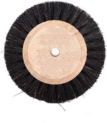 Salmue Spazzola abrasiva per spazzole per levigatrici Utensile per lucidare Gioielli per Legno Lucidatura Spazzola per lucidatura