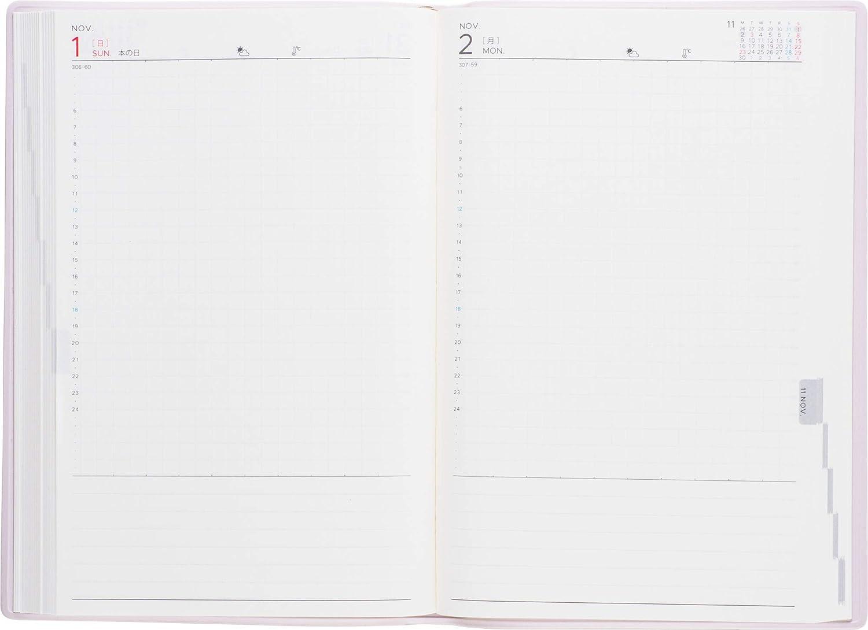2020 デイリー手帳 おすすめ 高橋 B6