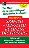 Harrap's Spanish and English Business Dictionary, Harrap's Staff, 0071463372