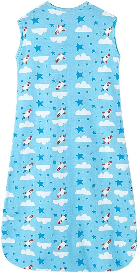 schlabigu Baby Girls Sleeping Bag grey Owl Grey 90 cm 6-18 Monate