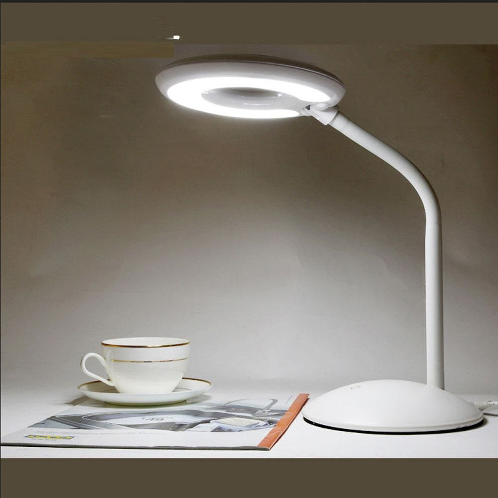 DMMSS Home Care Study Desk Lamp, Designed for Your Child's Health Professional