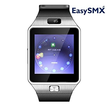 EasySMX DZ09 Bluetooth Reloj Inteligente Smartwatch con ...