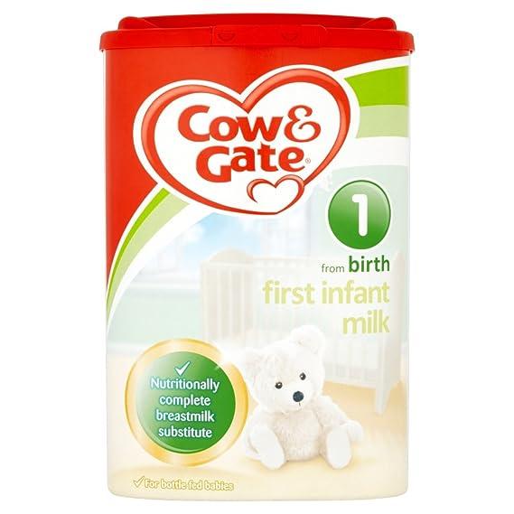 Cow & Gate Primera Leche En Polvo Infantil De La Etapa 1 Del Recién ...