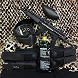 Empire BT-4 Delta EPIC Paintball Marker Gun Package Kit - Black
