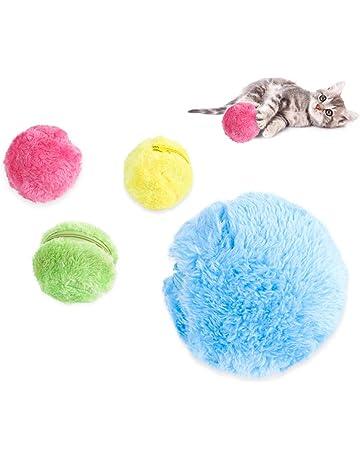Ruiting Magic Roller Ball,Bola para Mascotas de Rodillos Automática,Bola mágica para Perros
