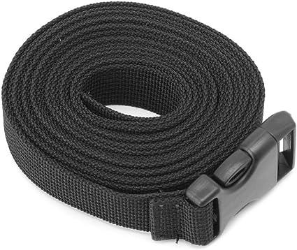 2x Set Rucksack Gepäck Gurtband Gurt Flach Seil Verpackung Gürtel Ausrüstung