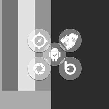 Icon Pack White Circle