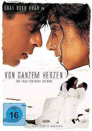 Von Ganzem Herzen Amazonde Shah Rukh Khan Dvd Blu Ray