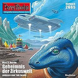 Das Geheimnis der Zirkuswelt (Perry Rhodan 2665)