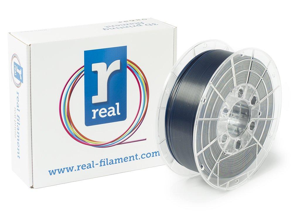Real Filament 8719128329789 Real PETG, Spool of 1 kg, 1.75 mm, Shifting Blue NLPETGSHBLUE1000MM175
