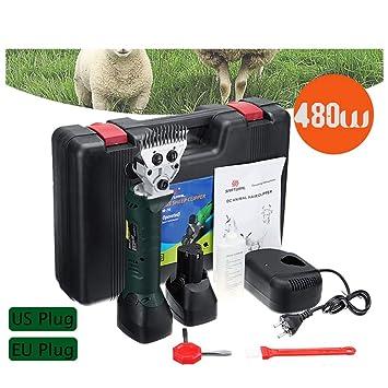 Amazon.com: Cortador eléctrico inalámbrico de ovejas ...