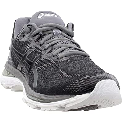 exclusive shoes harmonious colors cute ASICS Men's Gel-Nimbus 20 Running Shoes (13 D(M) US, Black/Carbon)
