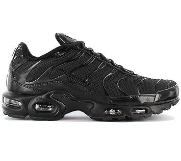 Nike heren Air Max Plus loopschoenen - zwart, maat  49.5  Amazon.de ... a3fb5325fa