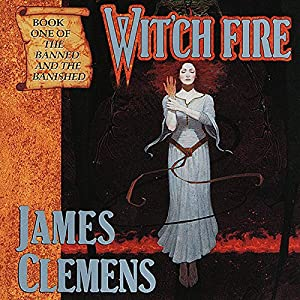 Wit'ch Fire Audiobook