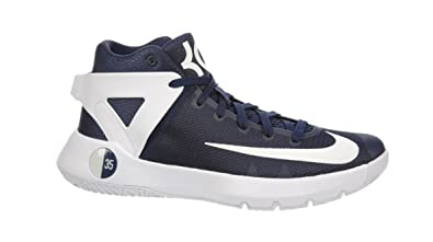 the latest a2d04 afd96 ... blue black university gold 0a24f 0d492  coupon for nike kd trey 5 iv kevin  durant mens midnight navy white basketball sneakers 11.5