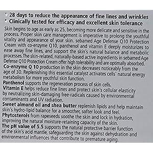Sebamed Q10 Age Defense Face Cream, 1.69 Fluid Ounce
