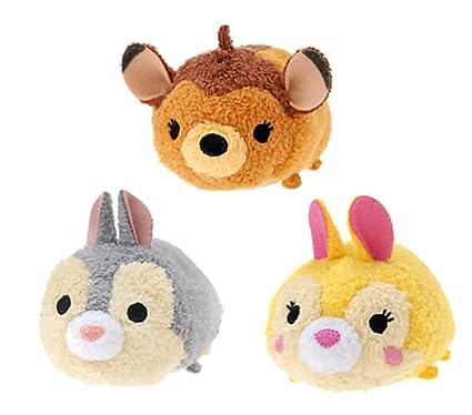 Amazon com: Disney Bambi ''Tsum Tsum'' Plush - Mini - 3 1/2