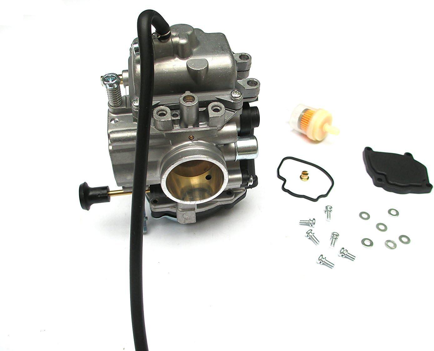 Moose Carburetor Rebuild Kit for Yamaha YFM350FW Big Bear 1987-1996