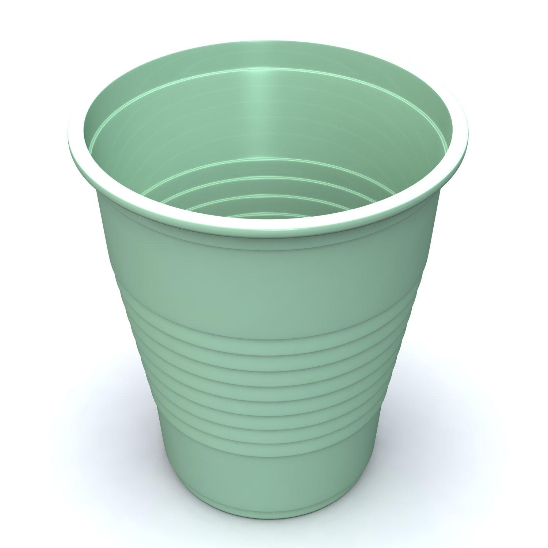 Dynarex 5 oz. Drinking Cups Mint Green 20/50/cs