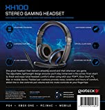 Gioteck XH100 Blue Wired Mono Headset