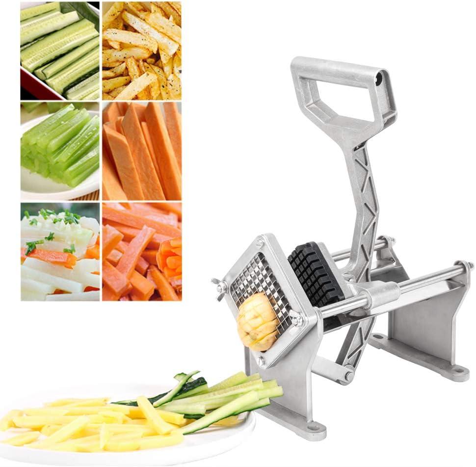Potato Chip Coupe Cutter l/'outil Slicer Chopper Chipper Blade Cutters Cuisine Dîner outil