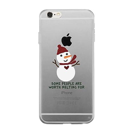Amazon.com: 365 impresión Apple iPhone 6/6S Plus funda ...