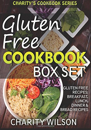 Gluten Free Cookbook Box Set