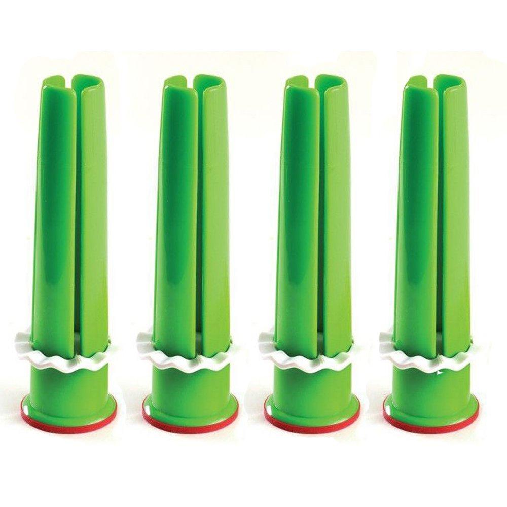 Tube Veggie Cutter, Set of 4